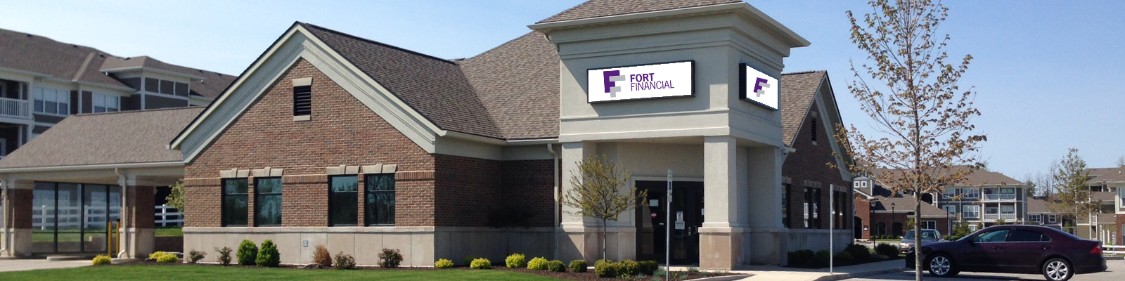 Fort Financial Credit Union branch